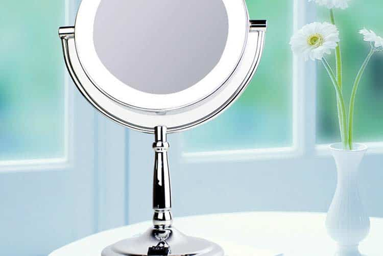 miroir grossissant prix